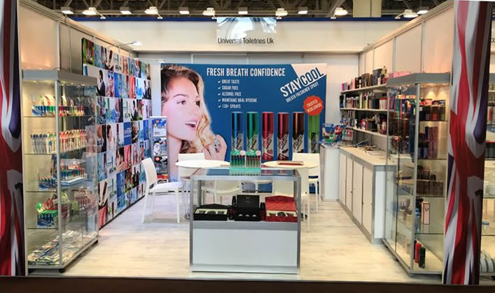 Cosmoprof 2018 - Stay Cool
